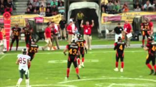 México 22 - 15 Alemania...mundial de Austria 2011