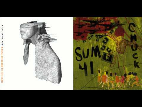 Coldplay & Sum 41 - The Scientist Into Pieces (Mashup)