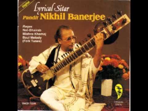 Nikhil Banerjee - Raga Mishra Khamaj