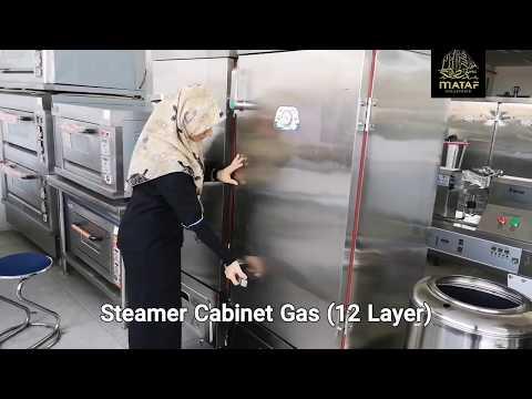 MATAF Gas Steamer 12 Layer