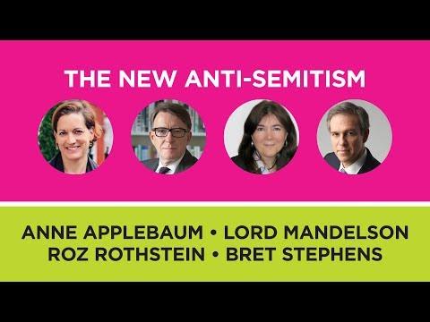 The New Anti-Semitism