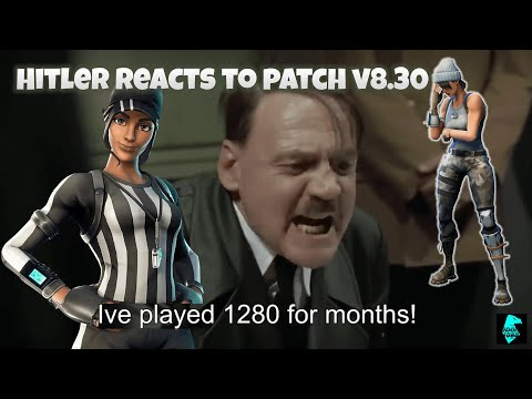 HITLER REACTS TO v8.30 LATEST PATCH!