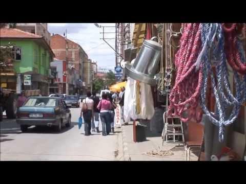 Uşak Türküsü - Ekinler Ekilirken (Uşak İlçeleri Tanıtım Videosudur)