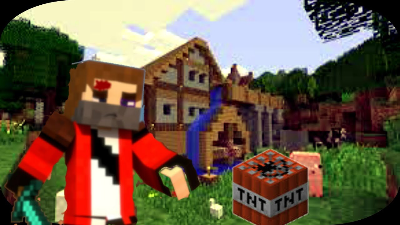 Ssundee Minecraft Tnt Mod - Year of Clean Water