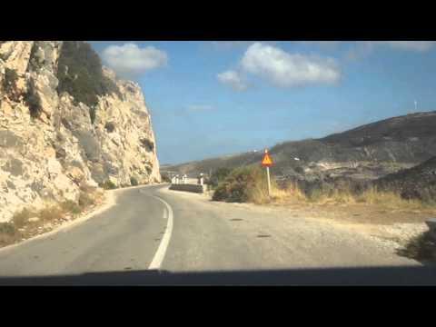 Naxos Road Trip