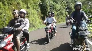 perjalanan menuju curug cikaso.jampang sukabumi jawa barat 2016