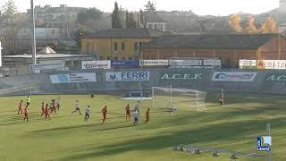 Serie D Girone D Fiorenzuola-Romagna Centro 1-1