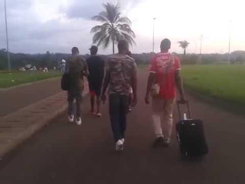 aéroport de Yaoundé Nsimalen