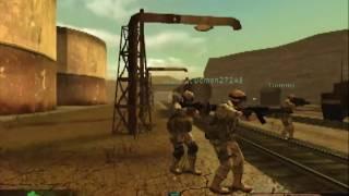 Ghost Recon: Desert Siege (Co-op) - M03: Stalwart Lion - Multiplayer gameplay