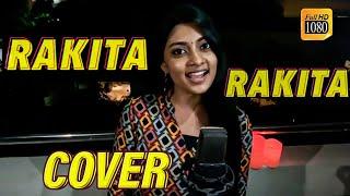 Rakita Rakita Rakita - Ammu Abhirami Live Performance | Dhanush | Santhosh Narayanan |Cover Song