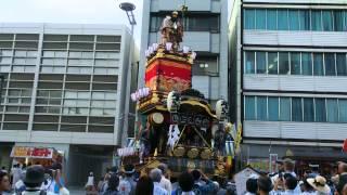 熊谷うちわ祭(2014年7月21日撮影) http://suriganenohibiki.we...
