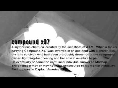 DJ 2COx - Compound X07