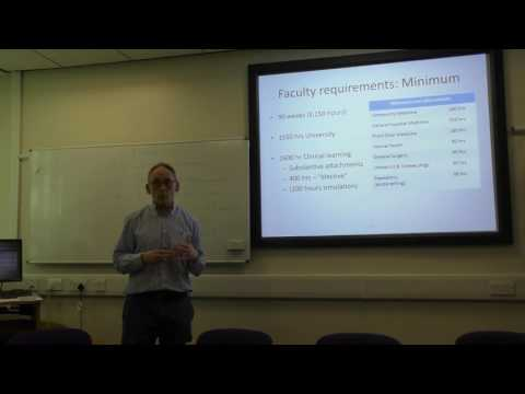 Post Graduate Diploma in Physican Associate Studies - Dr P Driscoll - UCLAN