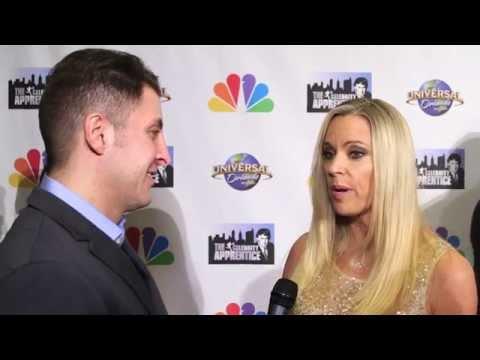 "Kate Gosselin at the ""Celebrity Apprentice"" Season 7 Finale with BTVRtv"