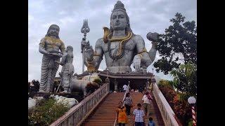 Статуя Шивы в городе Мурдешвар | Индия 12(На этот раз мы отправились в город Муршешвар к второй по величине статуе Шивы в мире. Следующее видео: https://yo..., 2015-01-02T07:09:59.000Z)
