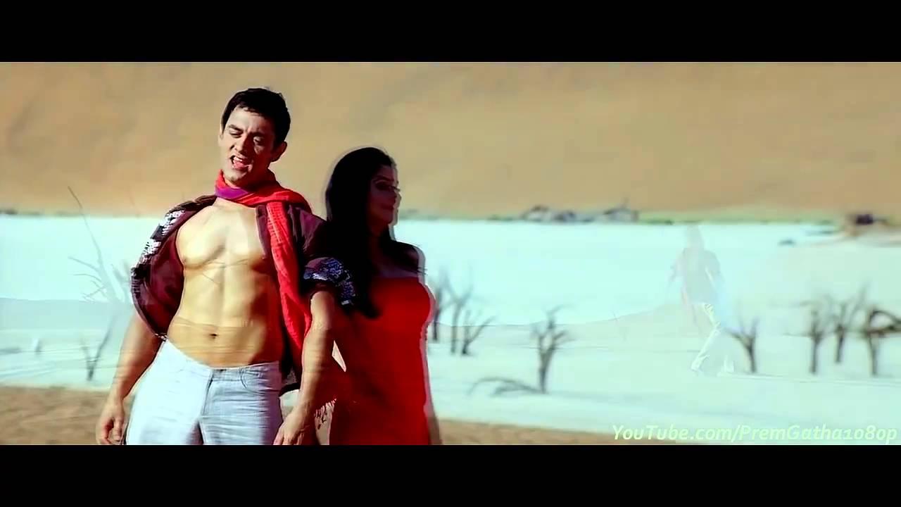 guzarish ghajini 1080p hd song youtube