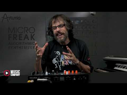 microfreak review by jobert gaigher music company 2020
