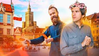 ПОРА ВАЛИТЬ – ПОЛЬША! Варшава, Краков, Освенцим
