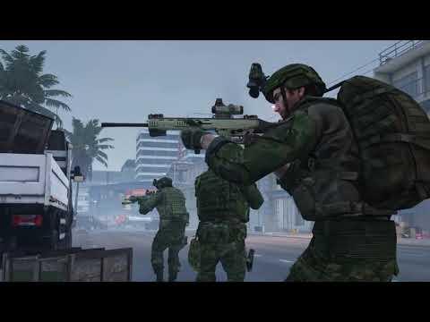 Би-2 - Ария – Легион. Видеоклип Arma 3