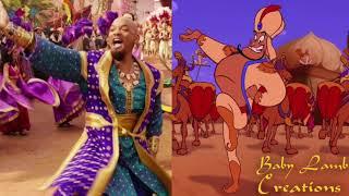Aladdin: Prince Ali (Robin Williams/Will Smith Mashup)