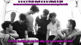 [3.16 MB] 2PM - I'm Going Crazy (미칠 것 같아) Lyrics (Hangul + Romanization + English)