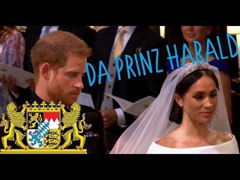 The Royal Wedding [auf bayrisch]