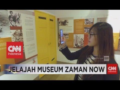 Kini Dijamin Betah di Museum