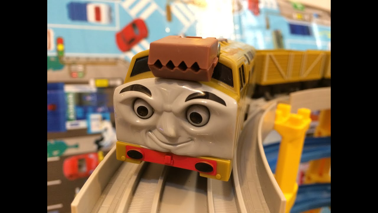 Thomas Depot Friends Engine And Thomas