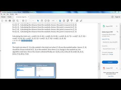 K Medoids Algorithm Using Cloudsim Projects | K Medoids Algorithm Using Cloudsim Thesis