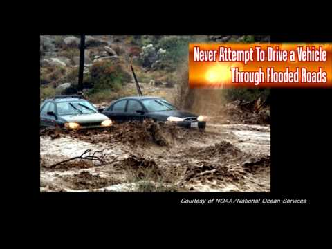 Flash Flood Safety Video - HD Version