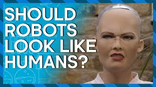 Should Robots Look Like Humans? | Earth Lab