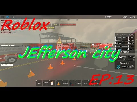 Jefferson city roleplay roblox EP:13?