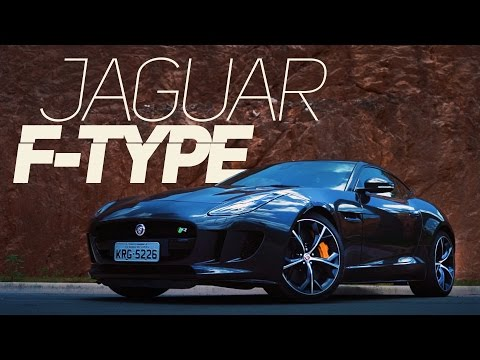 Jaguar F Type R AWD Teste Webmotors