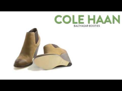 Cole Haan Balthasar Booties (For Women)