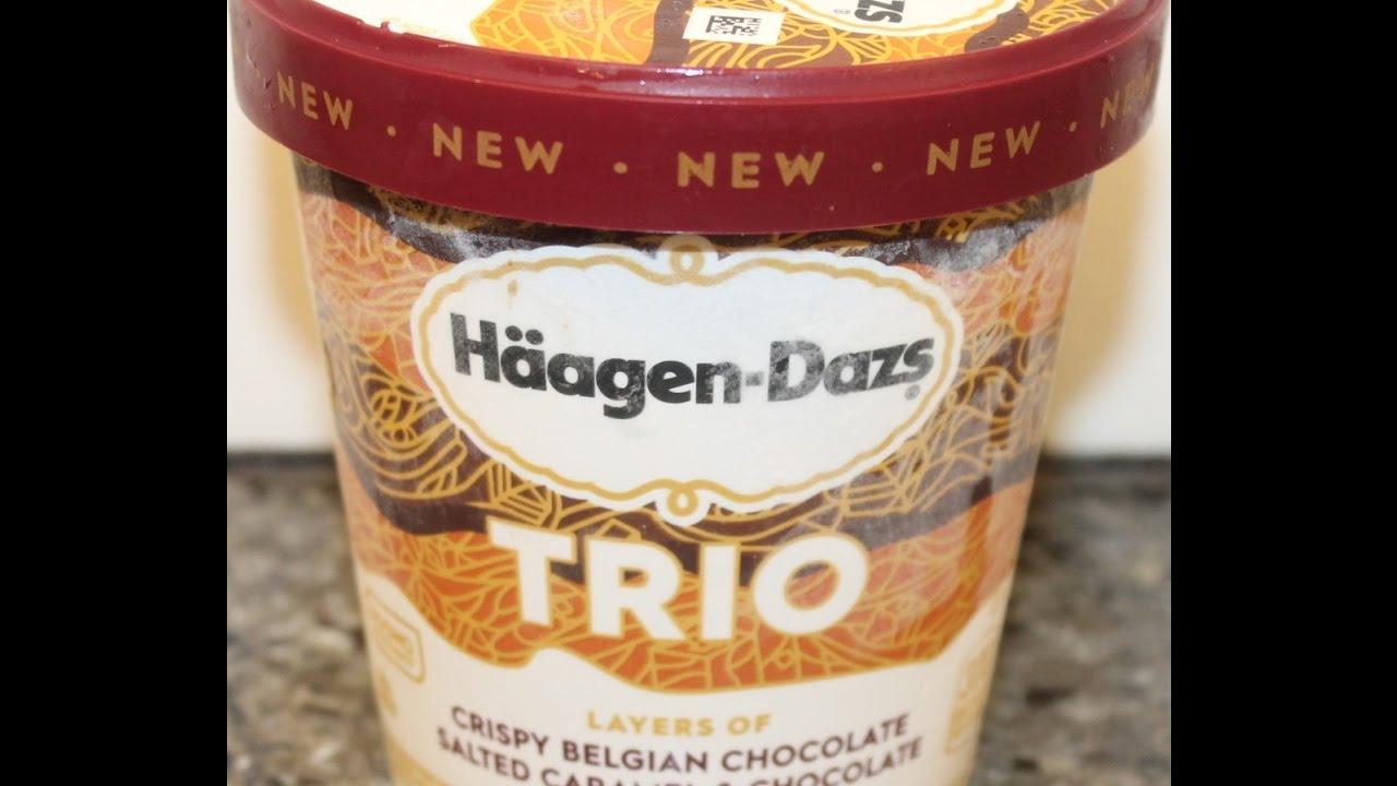 Haagen Dazs Calories Belgian Chocolate