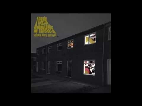 Arctic Monkeys - Favourite Worst Nightmare (Instrumental)