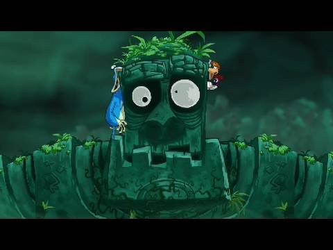 Rayman Origins - Debut Trailer (E3 2010) HD