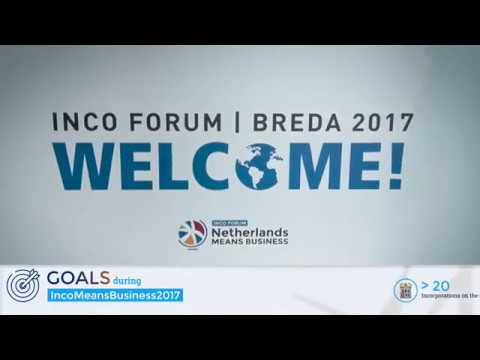 Inco Forum | Netherlands Means Business 2017