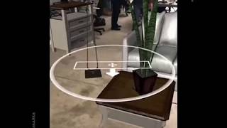 ARKit Furniture dropping app | by Asher Vo