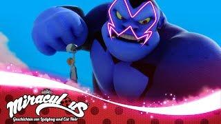 MIRACULOUS 🐞 Gorizilla - Super-Bösewichte 🐞 Geschichten von Ladybug und Cat Noir