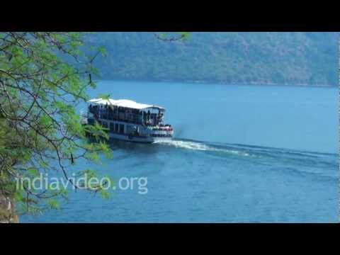 Boat Safari  Nagarjuna Sagar  Guntur  Andhra Pradesh