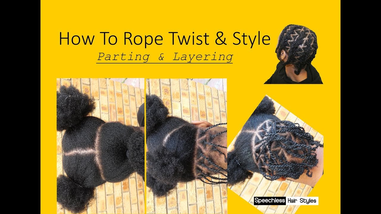 How To Rope Twist PLUS Style! BEGINNERS FRIENDLY!