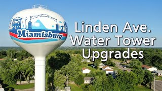 Miamisburg Linden Water Tower Upgrades