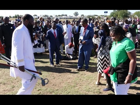 Namibia Healing Service - Day 3 (21.05.2017) - Prophet Dr. David Owuor