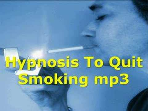 Hypnosis To Quit Smoking mp3 - One Hour Guaranteed?