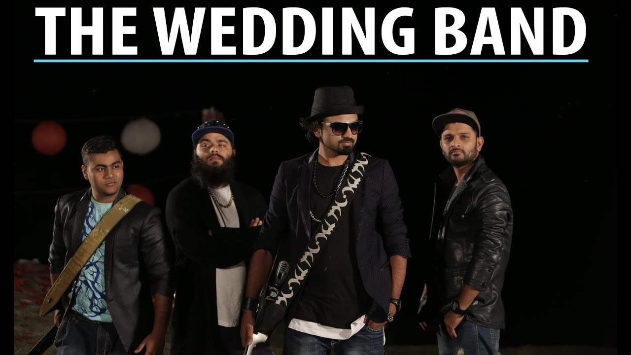 WEDDING BAND INDIA - SINGER PERFORMER SHOWREEL UNPLUGGED BOLLYWOOD SUFI