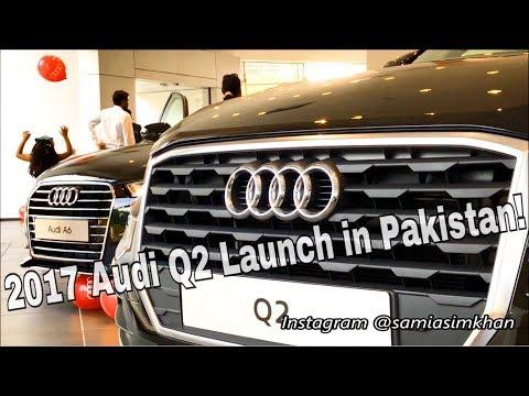 2017 Audi Q2 Launch in Pakistan! Complete Review/ Test Drive.  PakistanVlog#8
