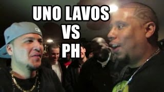 Uno Lavoz vs PH (Pumpkin Head) - Voicebox Battles