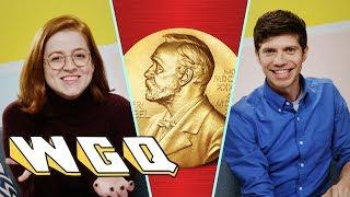 Do You Deserve A Nobel Prize?   We've Got Questions