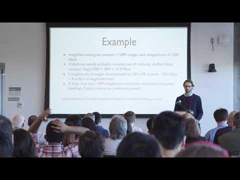 HDSI Unsupervised Deep Learning Tutorial - Alex Graves on YouTube